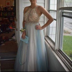 Prom dress, was only worn twice